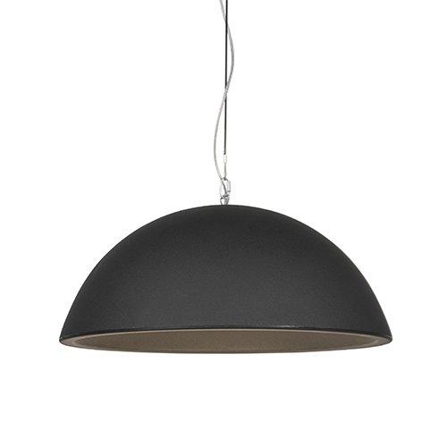 Formadri hanglamp Basic Dome - zwart