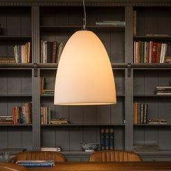 Formadri hanglamp Bell Dome - sfeer