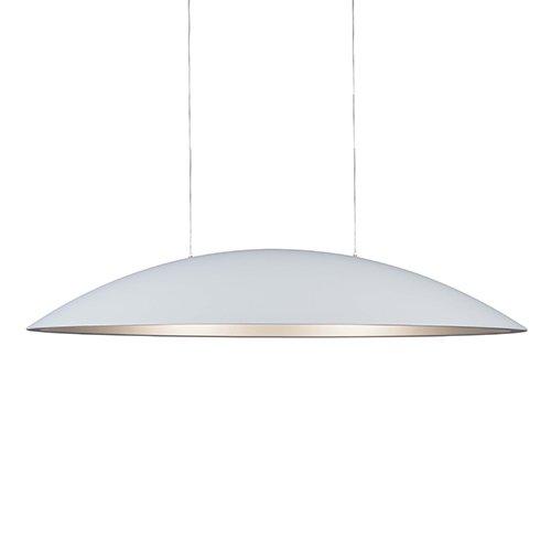 Formadri hanglamp Oval - grijs