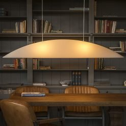 Formadri hanglamp Oval - sfeer