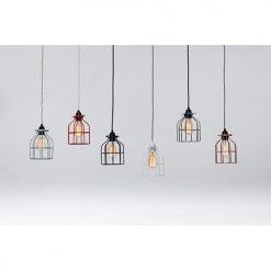 Lichtlab hanglamp No.15 kooi - set