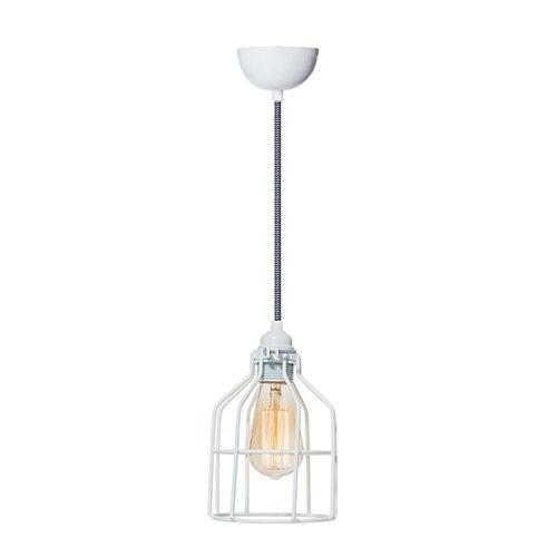 Lichtlab hanglamp No.15 kooi wit