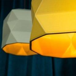 Lichtlab hanglamp No.45 Trigami - detail