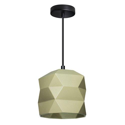 Lichtlab hanglamp No.45 Trigami - groen