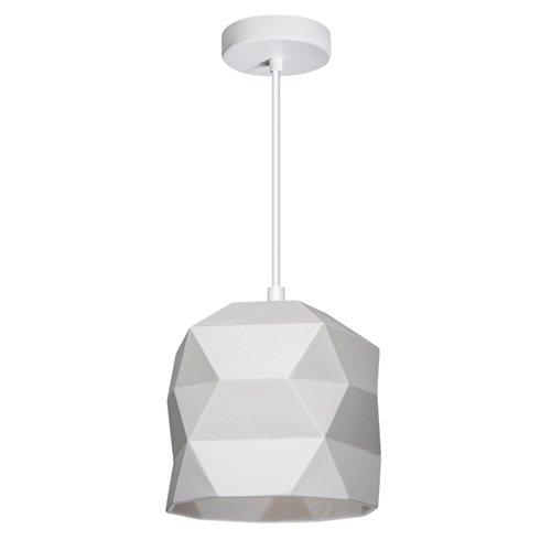 Lichtlab hanglamp No.45 Trigami - wit