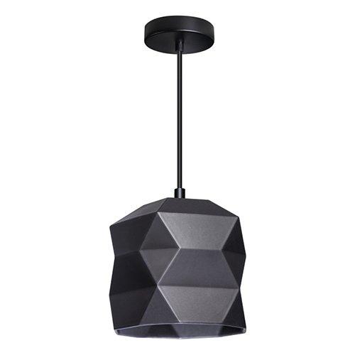 Lichtlab hanglamp No.45 Trigami - zwart