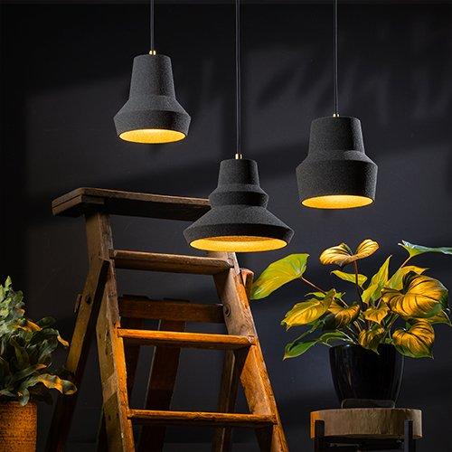Lichtlab hanlamp No.44 Zandi - sfeer
