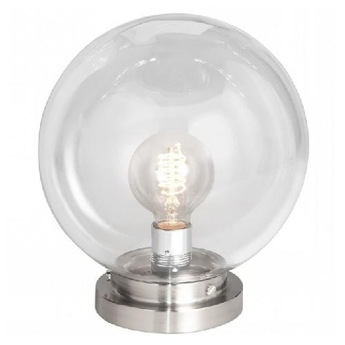 De Inrichterij tafellamp Bol helder