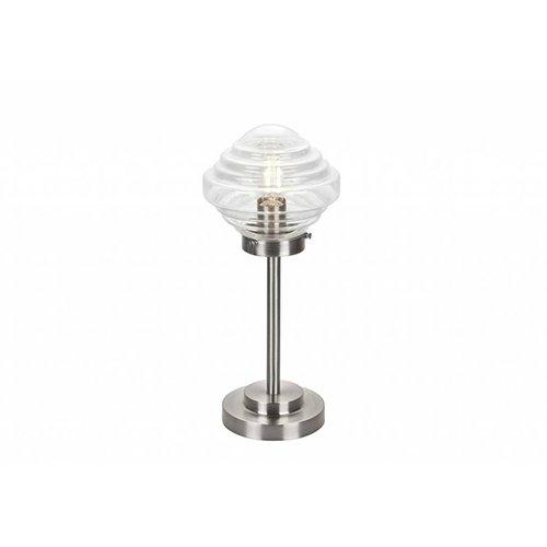 De Inrichterij tafellamp Trapbol helder