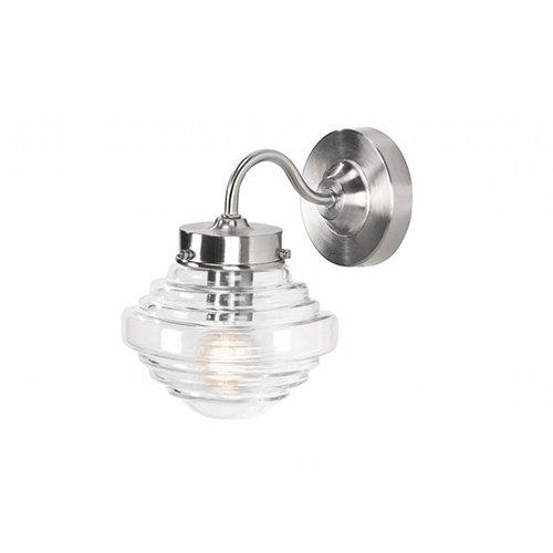 De Inrichterij wandlamp Trapbol helder