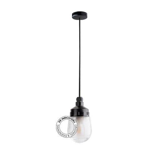 De Inrichterij hanglamp bakeliet Bijenkorf - helder