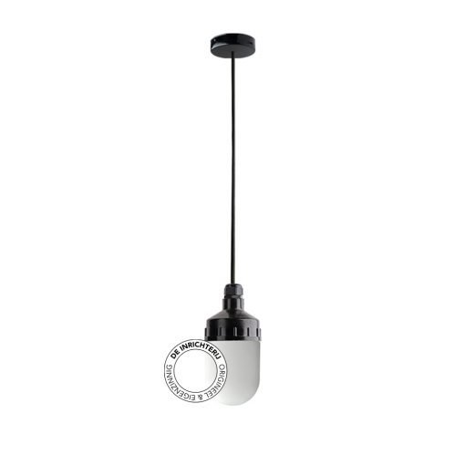 De Inrichterij hanglamp bakeliet Cilinder small - mat