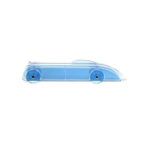 Lucite Car Large No1 - light blue