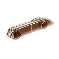Lucite Car Large No1 - smoke 2