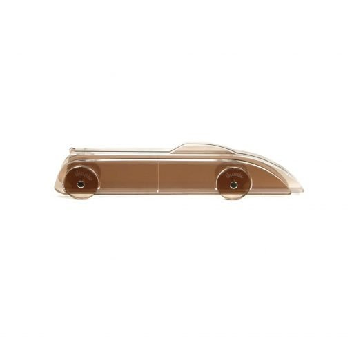 Lucite Car Large No1 - smoke