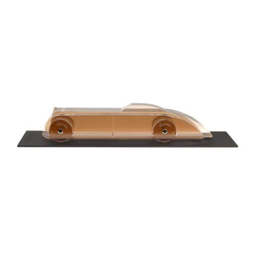 Lucite Car Large No1 - smoke platform