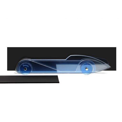 Lucite Car Large No4 - light blue platform 3
