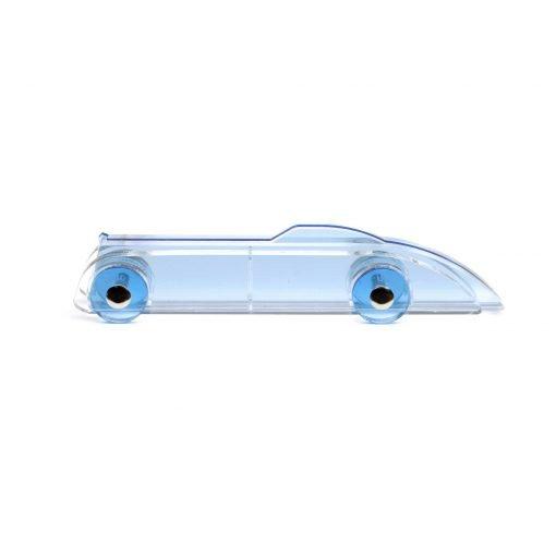 Lucite Car Small No1 - light blue