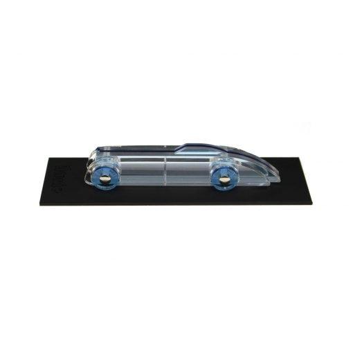Lucite Car Small No1 - light blue platform