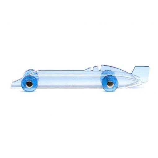 Lucite Car Small No2 - light blue