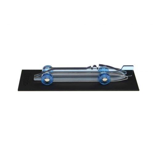 Lucite Car Small No2 - light blue platform